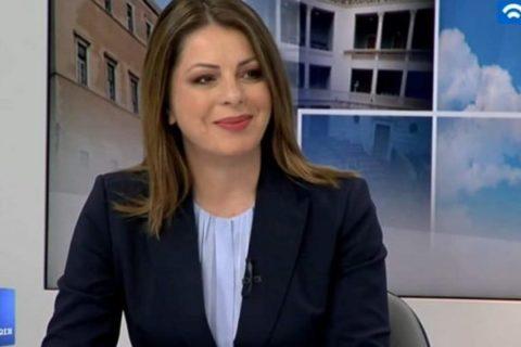 Συνέντευξη της Κατερίνας Παπακώστα στο κανάλι της βουλής στην εκπομπή Πρωινή Ανάγνωση στις 05/11/2019